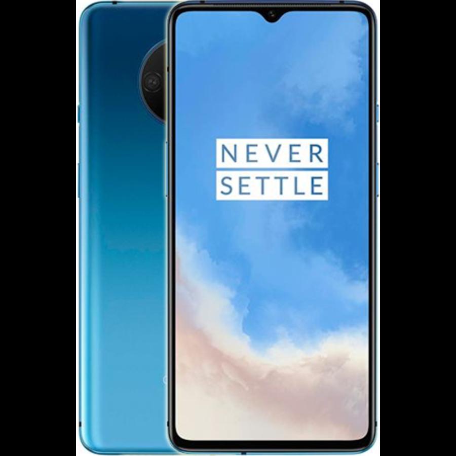 OnePlus 7T Dual Sim 8/128GB Glacier Blue (8/128GB Glacier Blue)-1