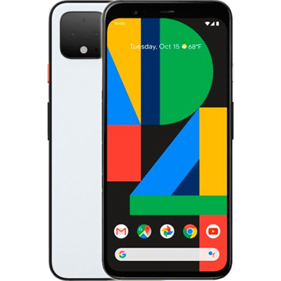 Google Pixel 4 64GB White (64GB White)-1