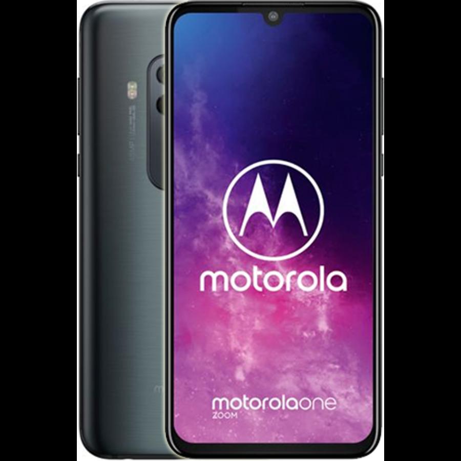 Motorola One Zoom Dual Sim XT2010 Grey (Grey)-1