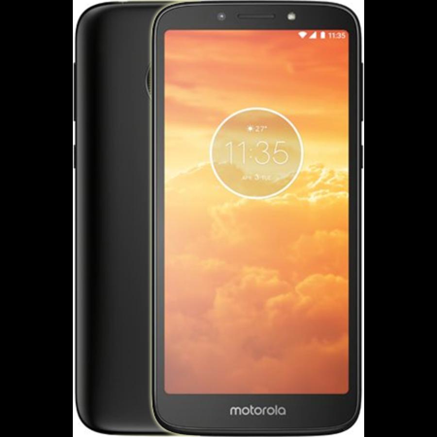 Motorola Moto E5 Play Dual Sim Black (Black)-1