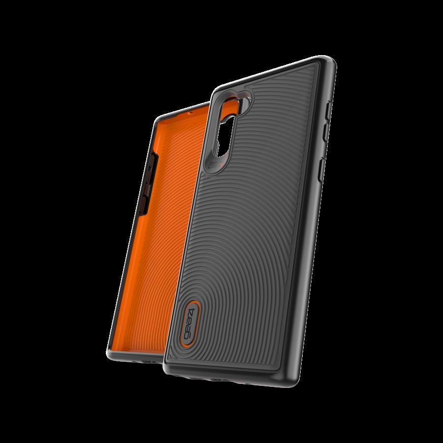 GEAR4 Battersea for Galaxy Note 10 (6,3) black-1