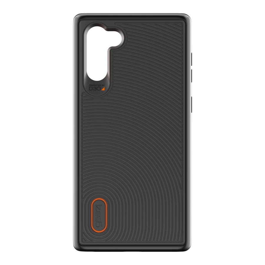 GEAR4 Battersea for Galaxy Note 10 (6,3) black-5