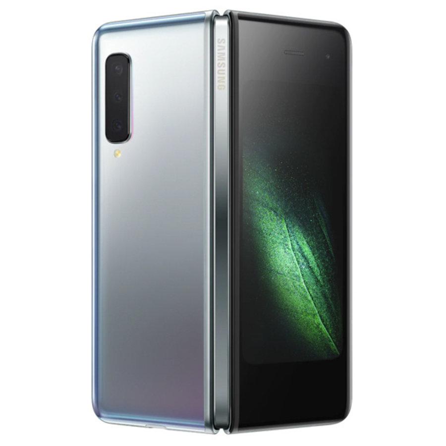 Samsung Fold F907B 5G- Zilver-1
