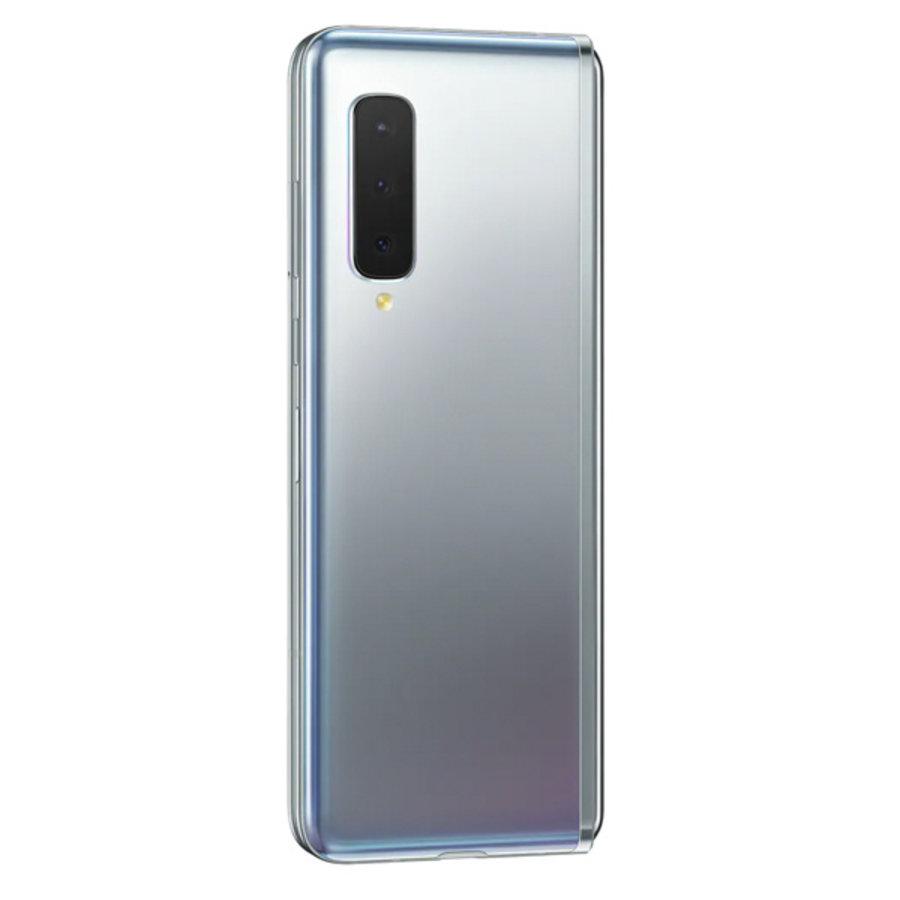 Samsung Fold F907B 5G- Zilver-2