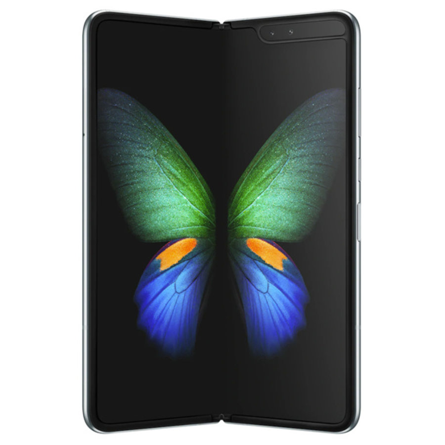 Samsung Fold F907B 5G- Zilver-3