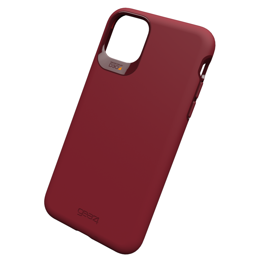 GEAR4 Holborn for iPhone 11 Pro Max Burgundy-1