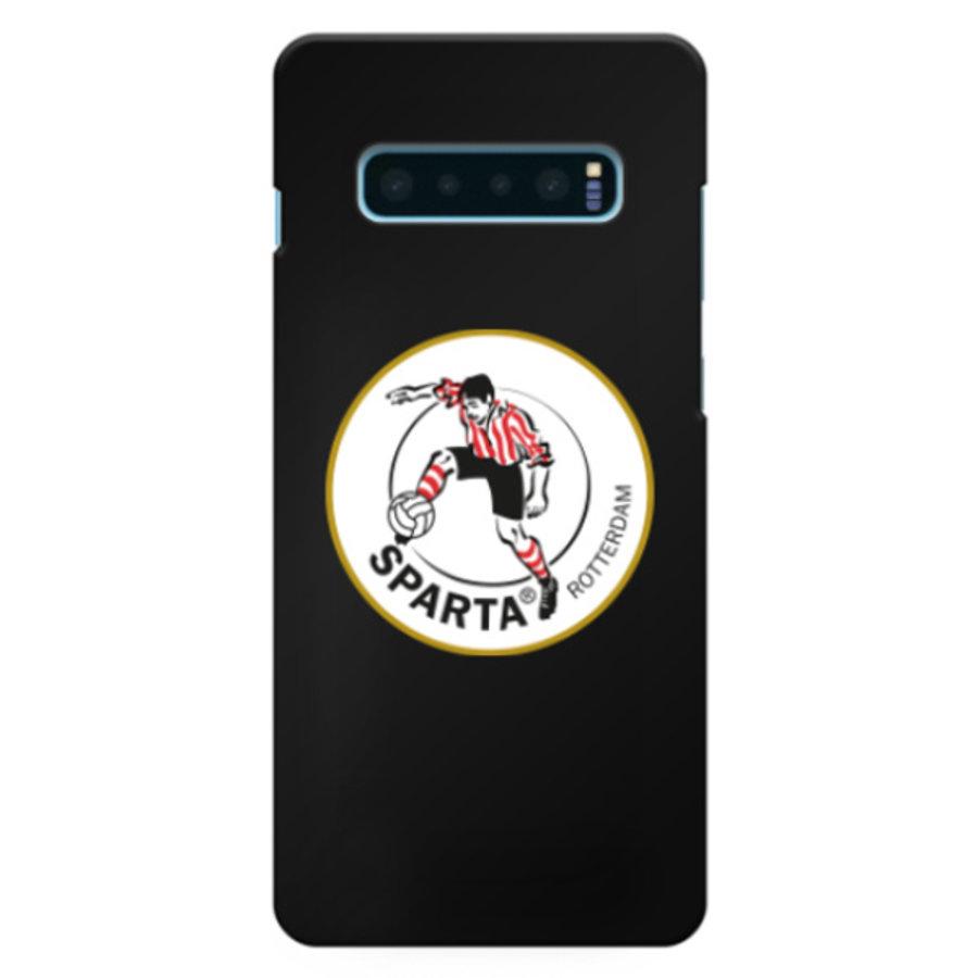 Sparta Rotterdam siliconencover Samsung Galaxy S10 Plus-1