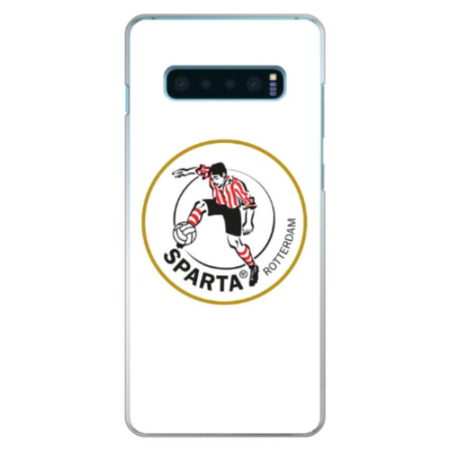 Sparta Rotterdam siliconencover Samsung Galaxy S10-4