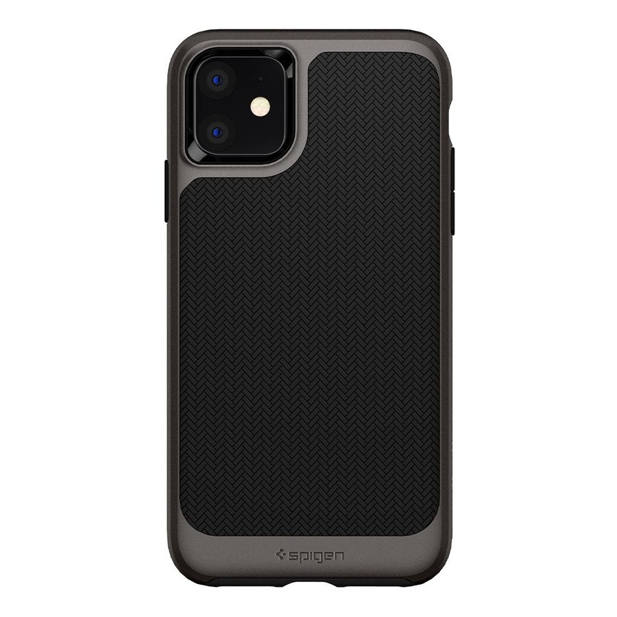 Spigen Neo Hybrid for iPhone 11 gun metal-2