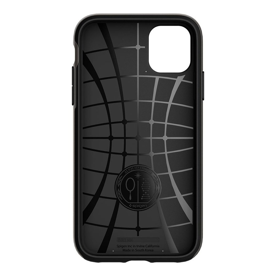Spigen Neo Hybrid for iPhone 11 gun metal-3