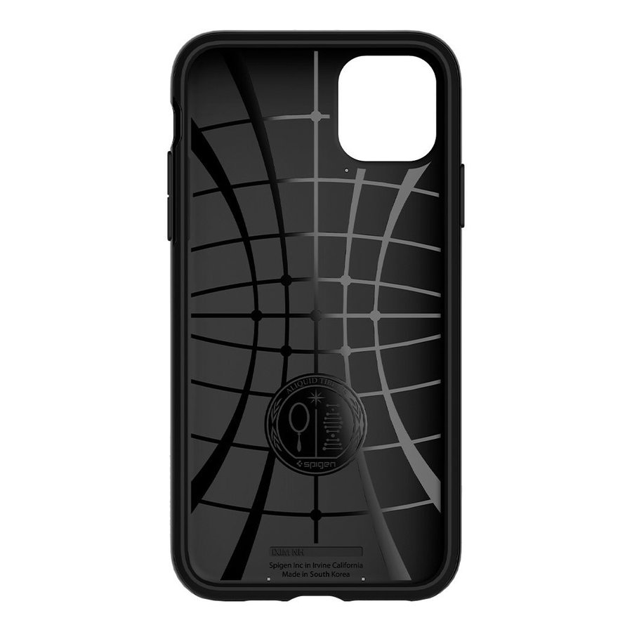 Spigen Neo Hybrid for iPhone 11 Pro shiny black-3