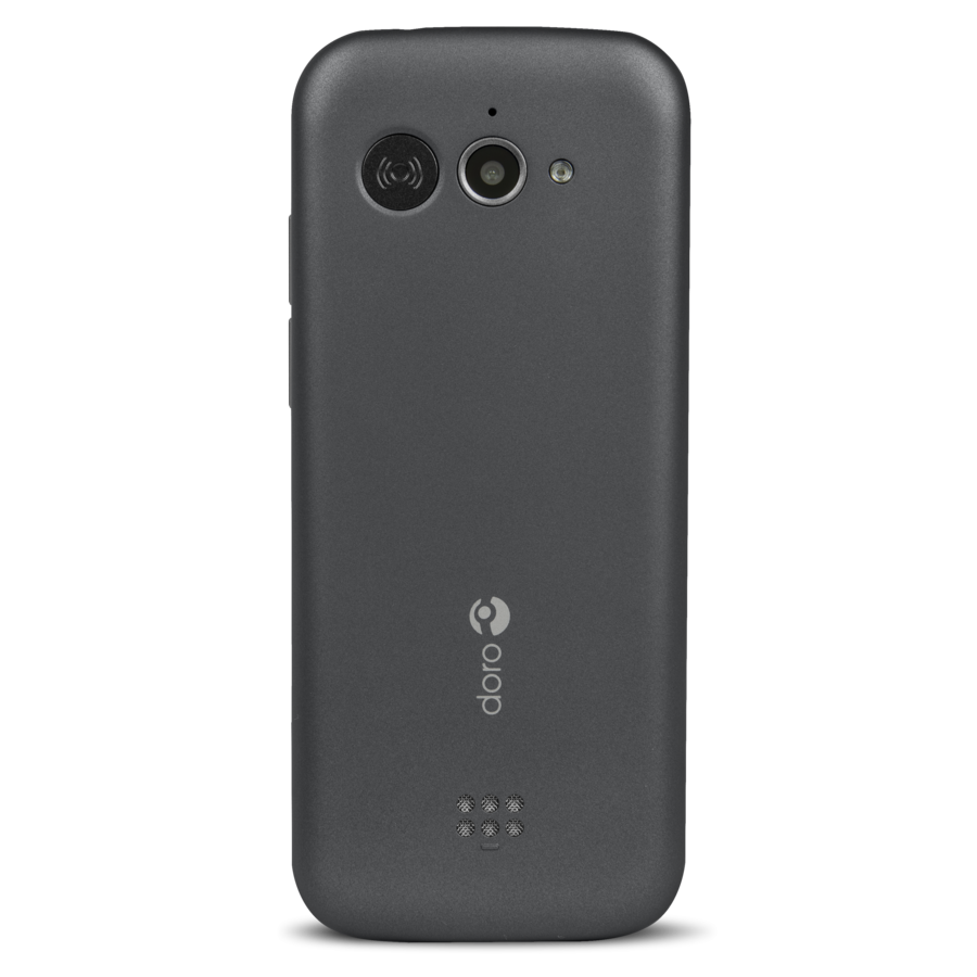 Doro 7010 seniorentelefoon - zwart-2