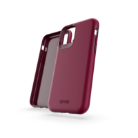 thumb-GEAR4 Holborn for iPhone 11 Pro Burgundy-1