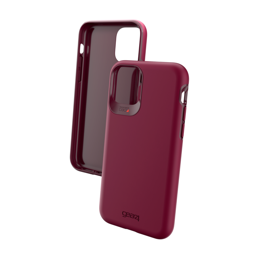 GEAR4 Holborn for iPhone 11 Pro Burgundy-3