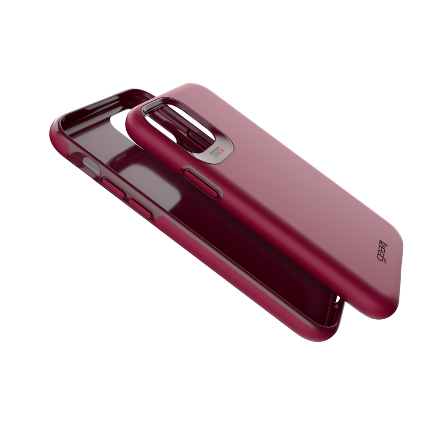 GEAR4 Holborn for iPhone 11 Pro Burgundy-4