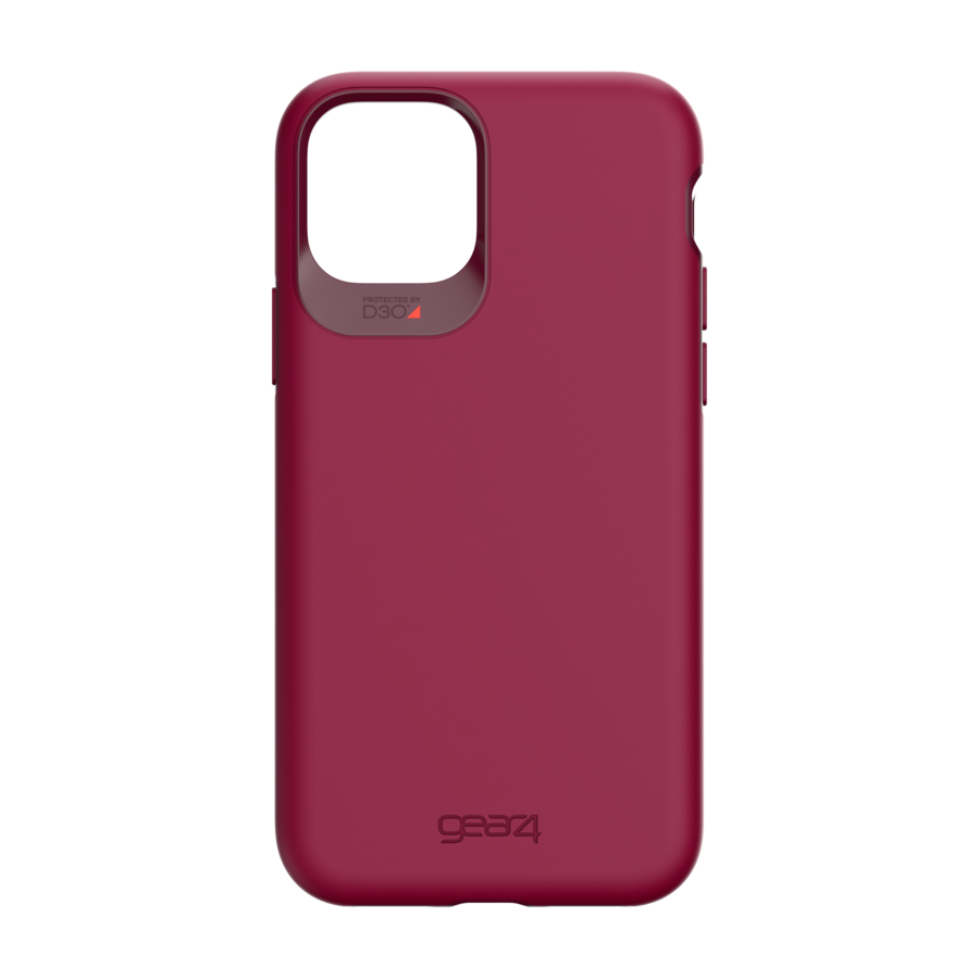 GEAR4 Holborn for iPhone 11 Pro Burgundy-5
