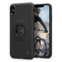 thumb-Spigen Gearlock CF103 Bike Mount Case for iPhone XS Max black-1