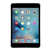 thumb-Refurbished iPad Mini 4 Zwart 128GB Wifi only-2
