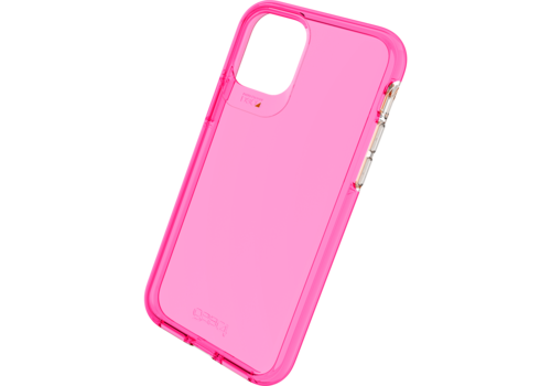 GEAR4 Crystal Palace Neon for iPhone 11 Pro pink