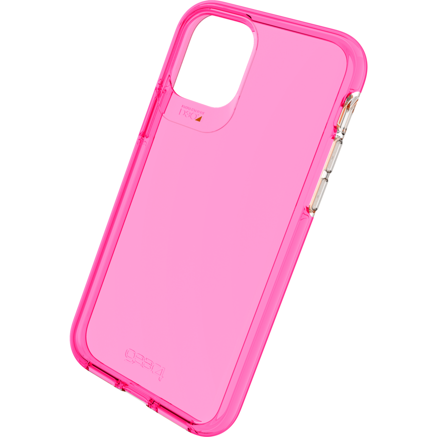 GEAR4 Crystal Palace Neon for iPhone 11 Pro pink-1