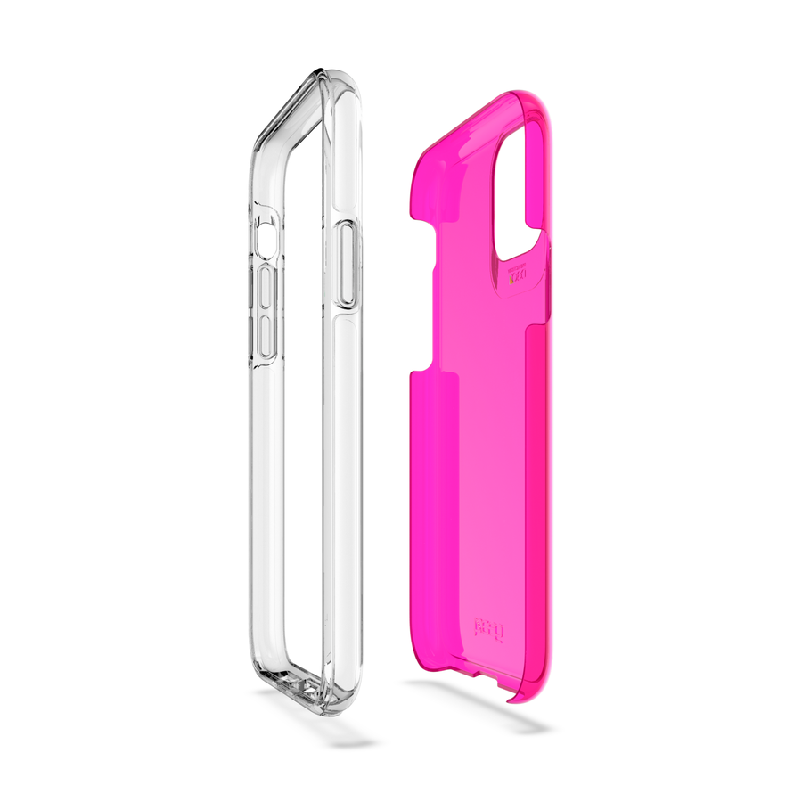 GEAR4 Crystal Palace Neon for iPhone 11 Pro pink-2
