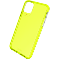 thumb-GEAR4 Crystal Palace Neon for iPhone 11 Pro Max yellow-1