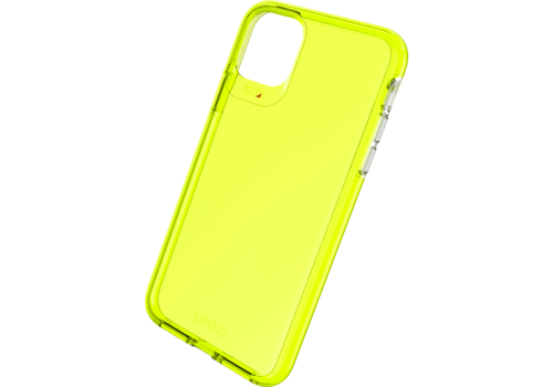 GEAR4 Crystal Palace Neon for iPhone 11 Pro Max yellow