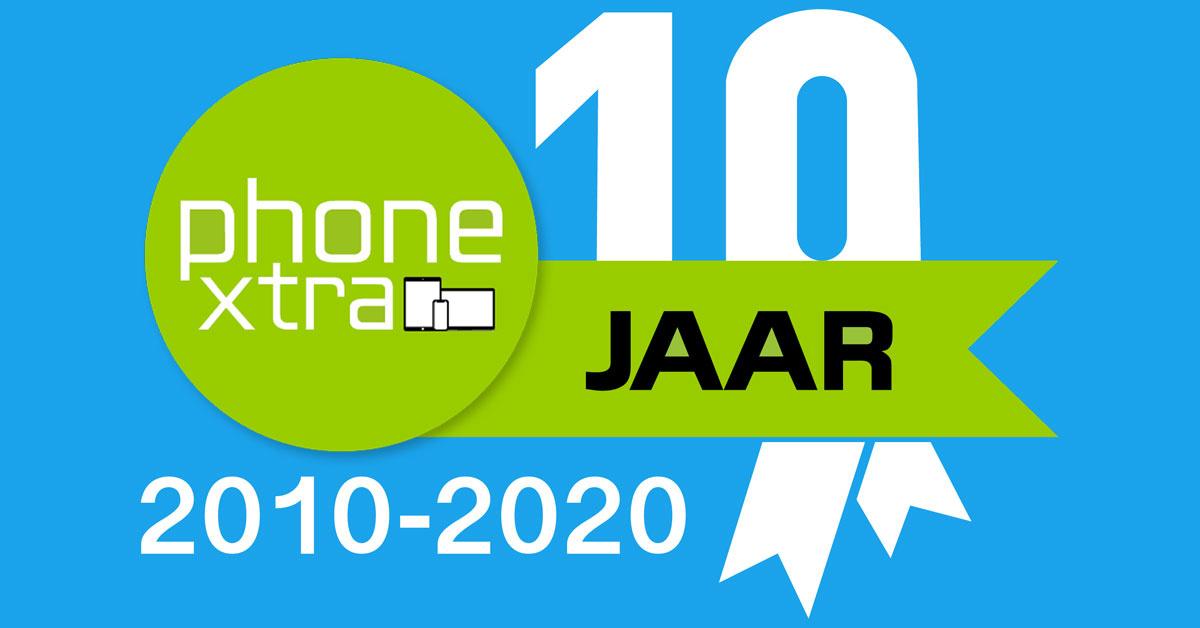 Tien jaar Phonextra