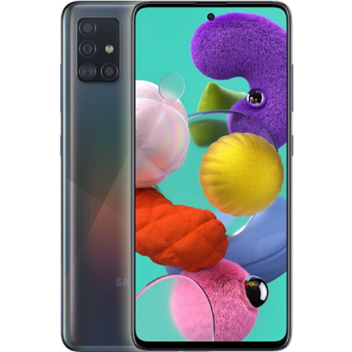 Samsung Galaxy A51 Dual Sim A515F 128GB Black