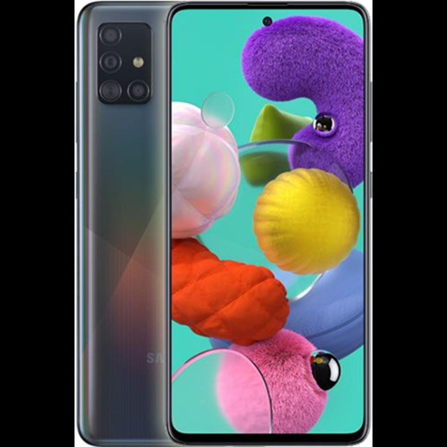 Samsung Galaxy A51 Dual Sim A515F 128GB Black (128GB Black)-1