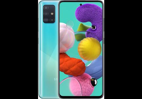 Samsung Galaxy A51 Dual Sim A515F 128GB Blue