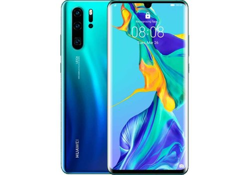 Huawei P30 Pro Dual Sim 256GB Aurora Blue