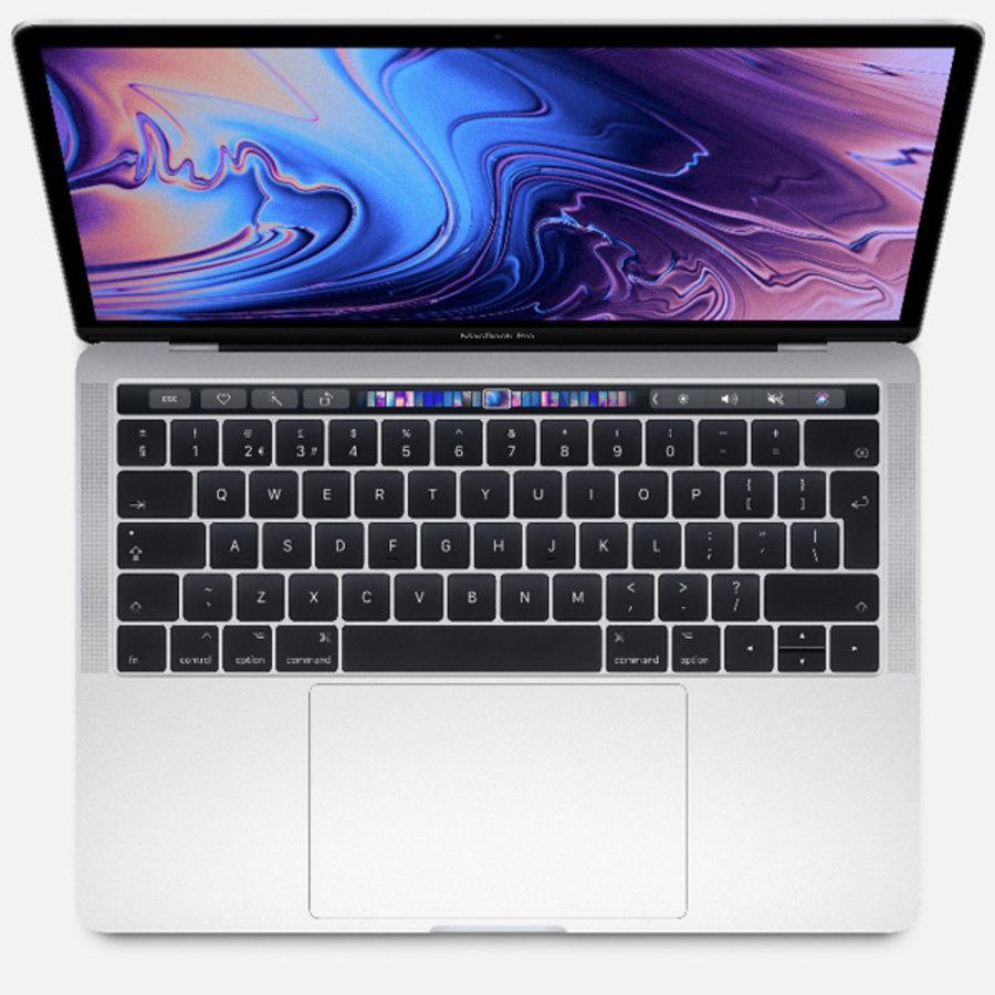 MacBook Pro TouchBar 15-inch 2.6GHz 16GB 256GB Zilver-2