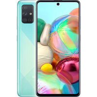 Samsung Galaxy A71 Dual Sim A715F 128GB Blue (128GB Blue)