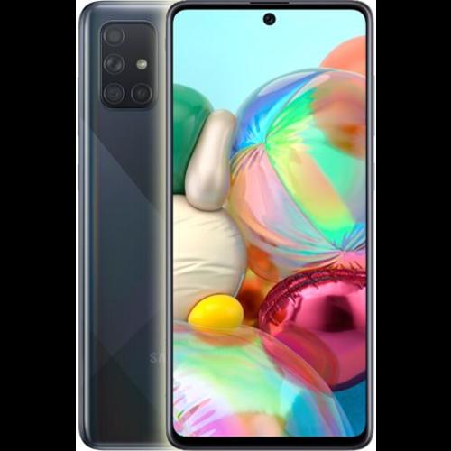 Samsung Galaxy A71 Dual Sim A715F 128GB Black