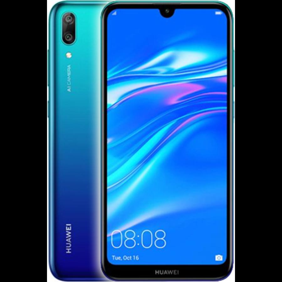 Huawei Y7 2019 Dual Sim Blue (Blue)-1