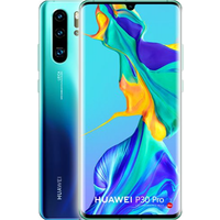 Huawei P30 Pro Dual Sim 128GB Aurora Blue (128GB Aurora Blue)