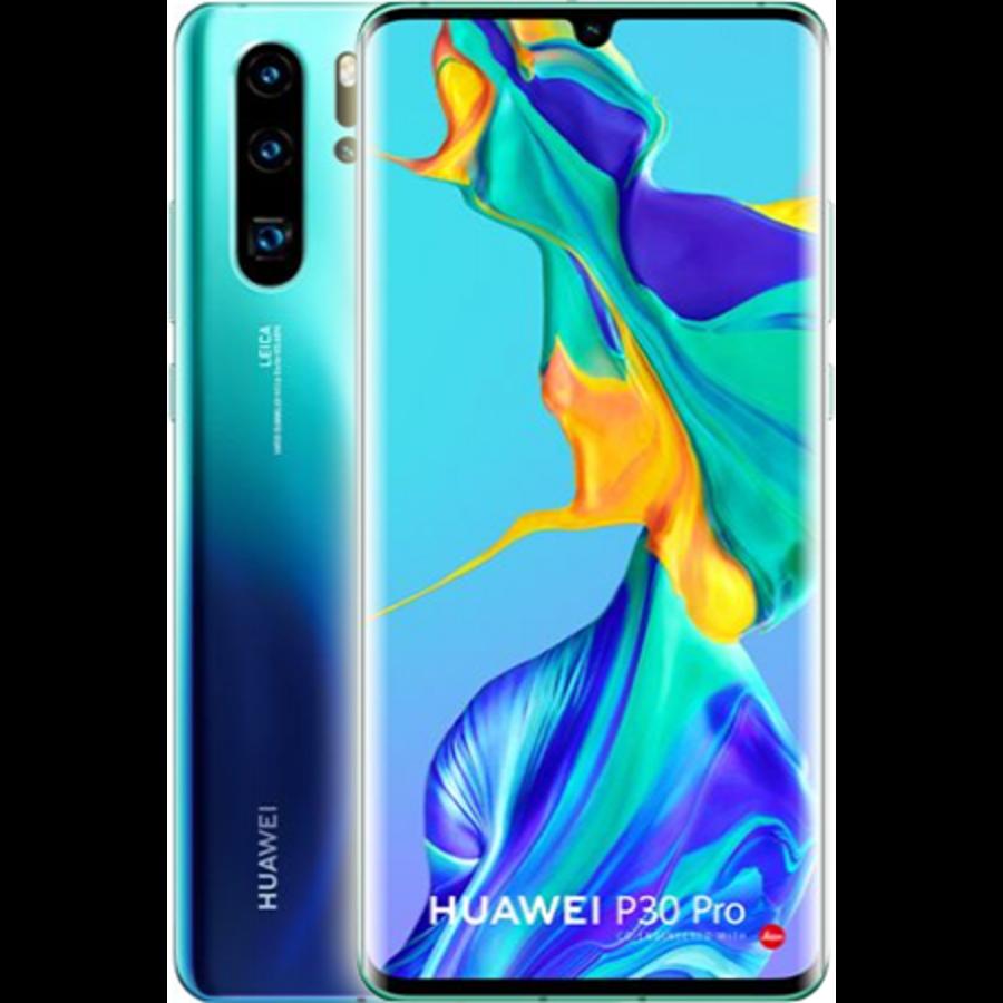 Huawei P30 Pro Dual Sim 128GB Aurora Blue (128GB Aurora Blue)-1