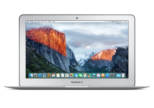 Refurbished MacBook Air 11 Inch Core i5 1.6 GhZ 256GB 4GB Ram