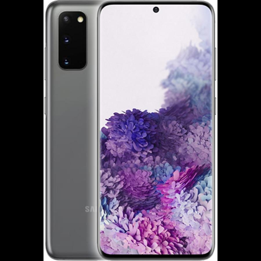 Samsung Galaxy S20 4G Dual Sim G980F 128GB Cosmic Gray (128GB Cosmic Gray)-1