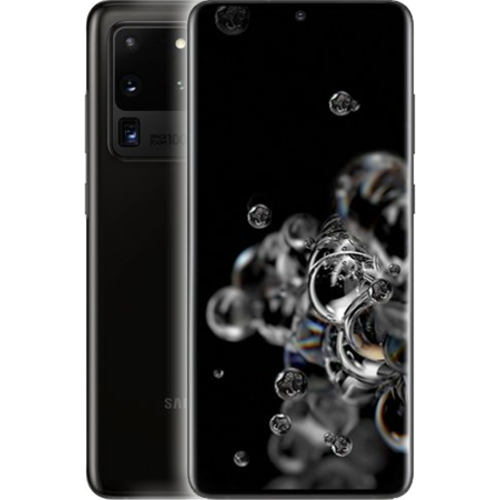 Samsung Galaxy S20 Ultra 5G Dual Sim G988F 512GB Cosmic Black