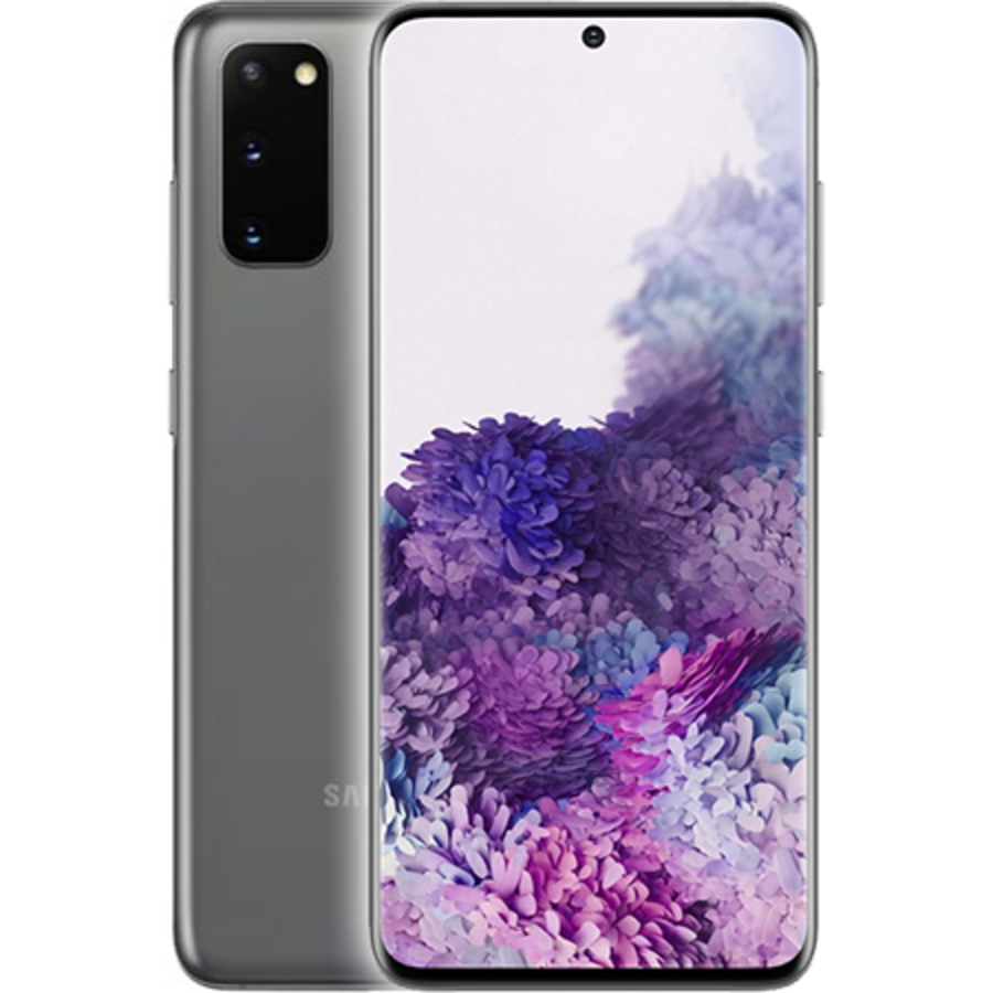 Samsung Galaxy S20 5G Dual Sim G981F 128GB Cosmic Gray (128GB Cosmic Gray)-1