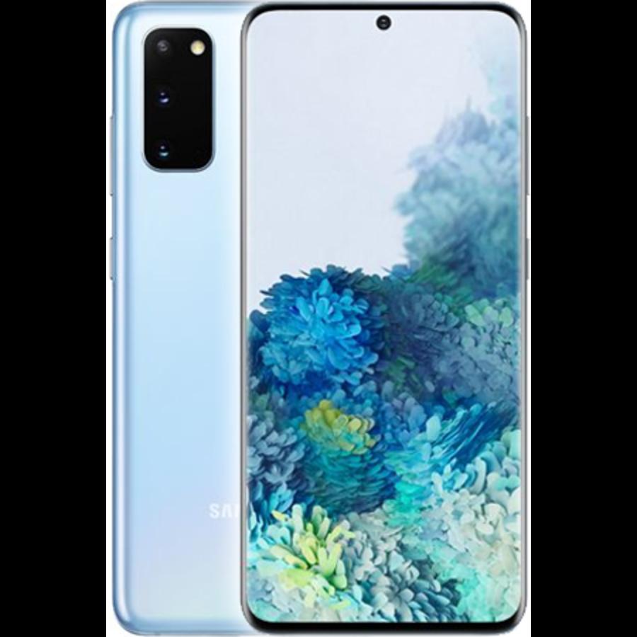 Samsung Galaxy S20 5G Dual Sim G981F 128GB Cloud Blue (128GB Cloud Blue)-1