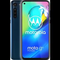 Motorola Moto G8 Power Dual Sim Blue (Blue)