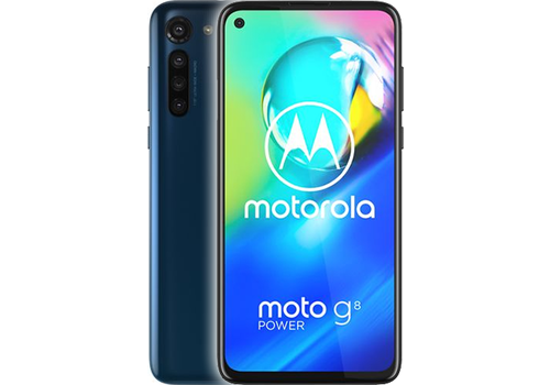 Motorola Moto G8 Power Dual Sim Blue