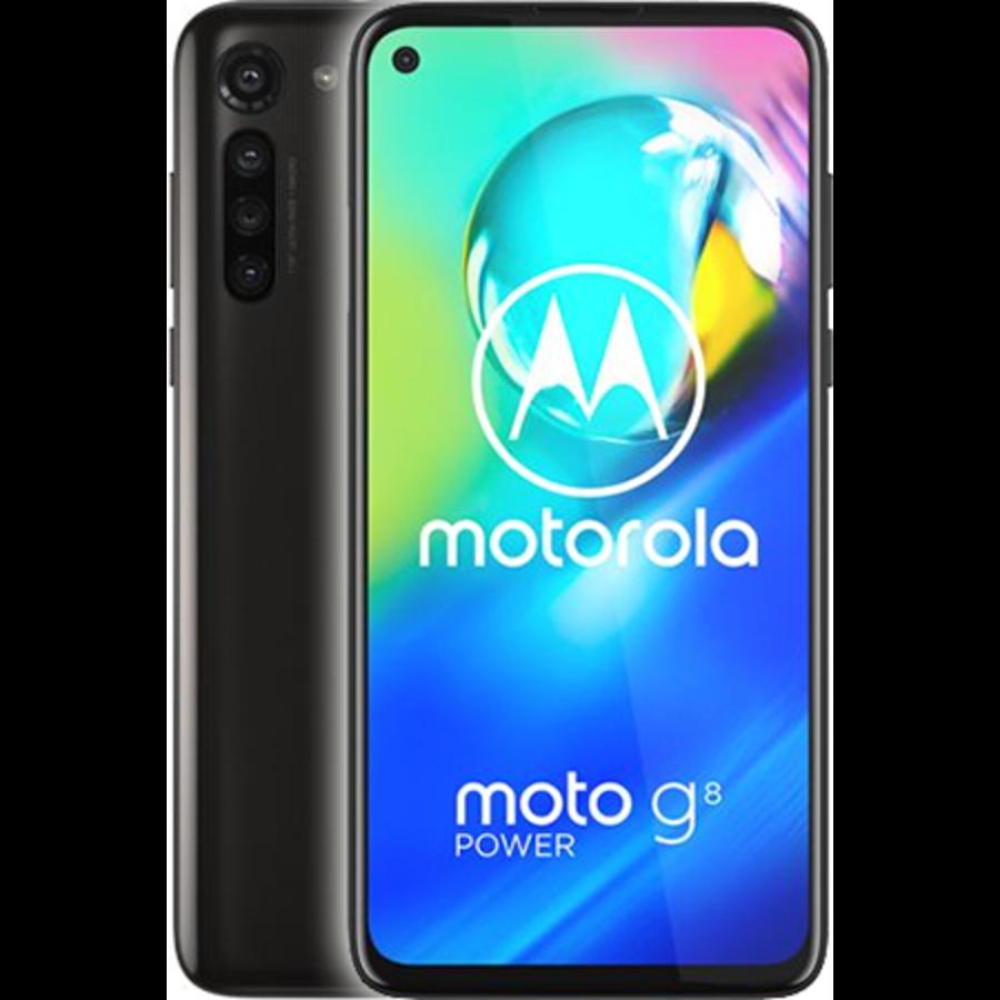 Motorola Moto G8 Power Dual Sim Black (Black)-1