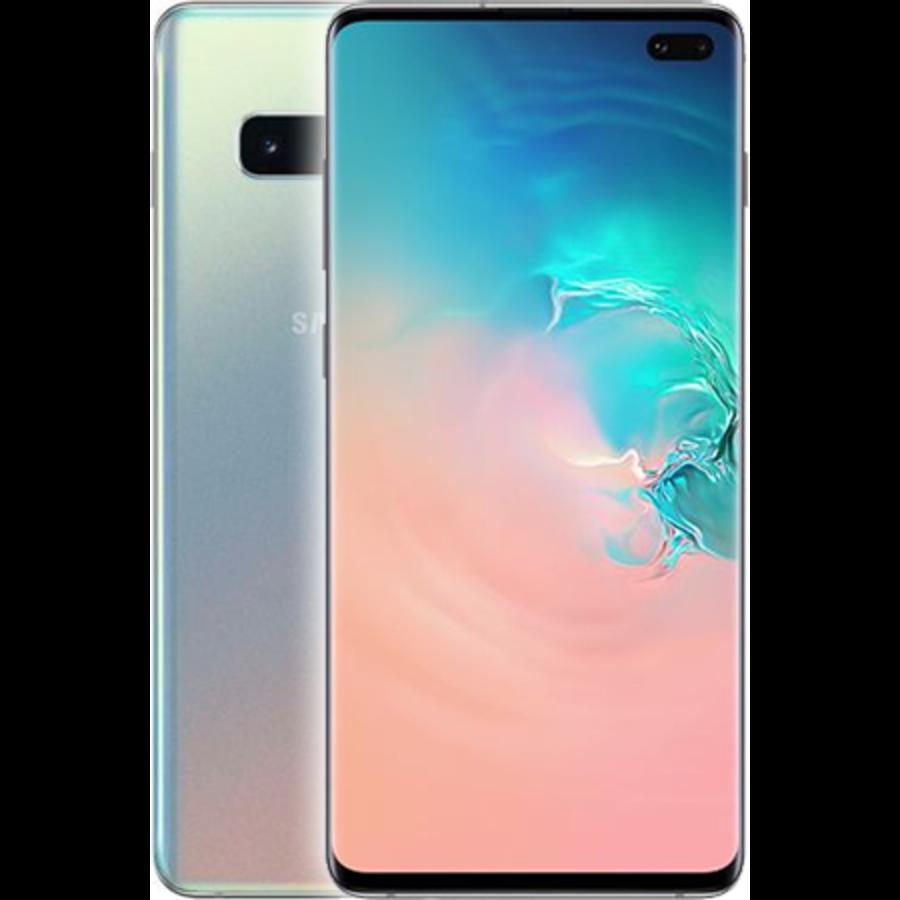 Samsung Galaxy S10+ Dual Sim G975F 128GB Silver (128GB Silver)-1
