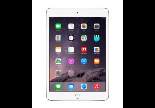 Refurbished iPad Mini 3 Goud 64GB Wifi only