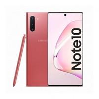 Samsung Galaxy Note 10 Dual Sim N970FD 256GB Pink Glow (256GB Pink Glow)