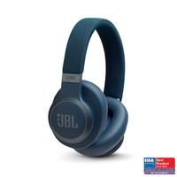 thumb-JBL Live 650BTNC hoofdtelefoon - blauw-1